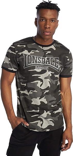 Lonsdale London Uomo T Shirt Cobbett: Amazon.it: Abbigliamento