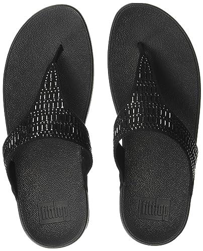85f7ab39eeba6e FitFlop Women s INCASTONE Toe-Thong Sandals Sandal