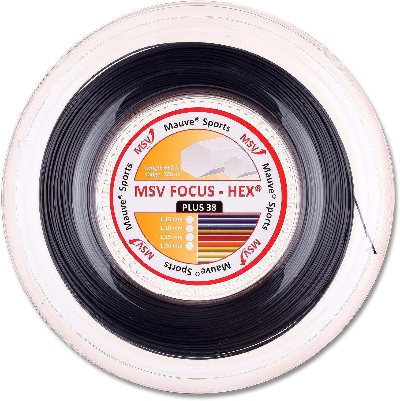 MSV Focus HEX PLUS 38 200 M 1,25 mm