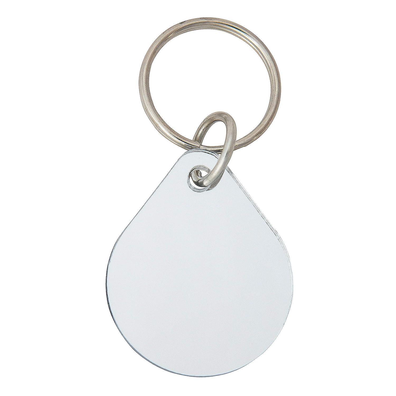 Giant N Logo Desert Cactus United States Navy US Keychain Car Keys