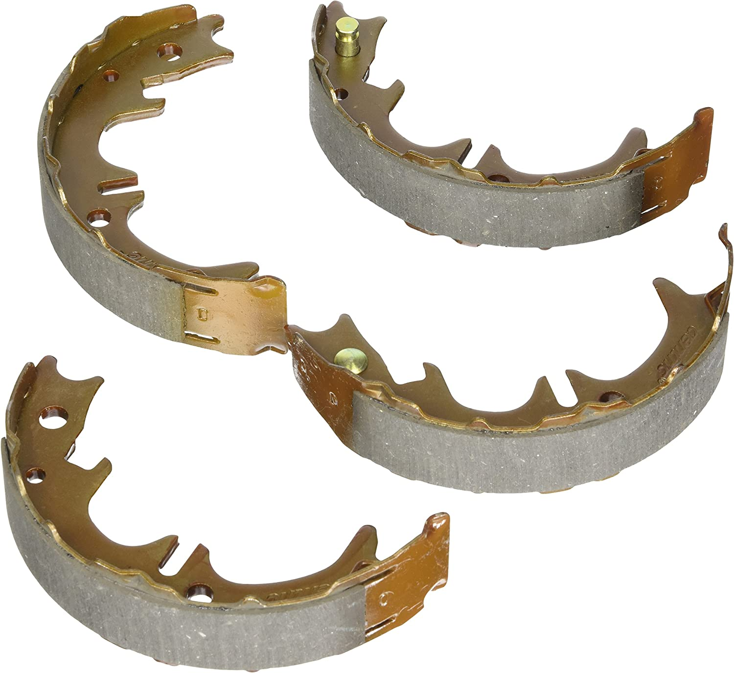 111.04190 Centric Brake Shoe Sets 2-Wheel Set Front or Rear New for Chevy J20