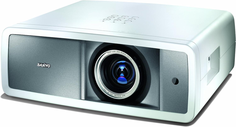 Sanyo PLV-Z800 Video - Proyector (1200 lúmenes ANSI, LCD, 1,2 ...