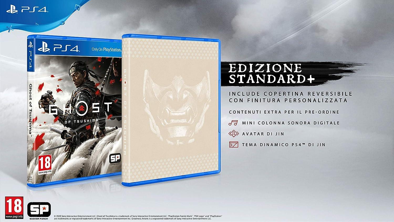 Offerte Ghost of Tsushima da 54,90€ per PS4 - prezzo più basso