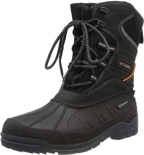 Spirale , Bottes de Ski Homme: : Chaussures et Sacs