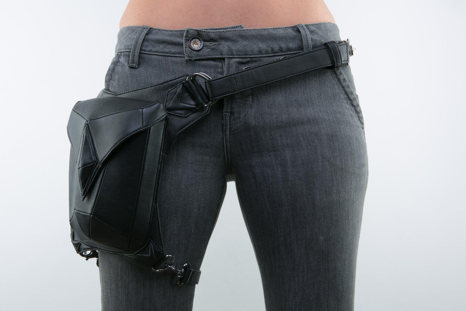 Metric Raven Hip Bag / Shoulder Holster / Cross-body Bag