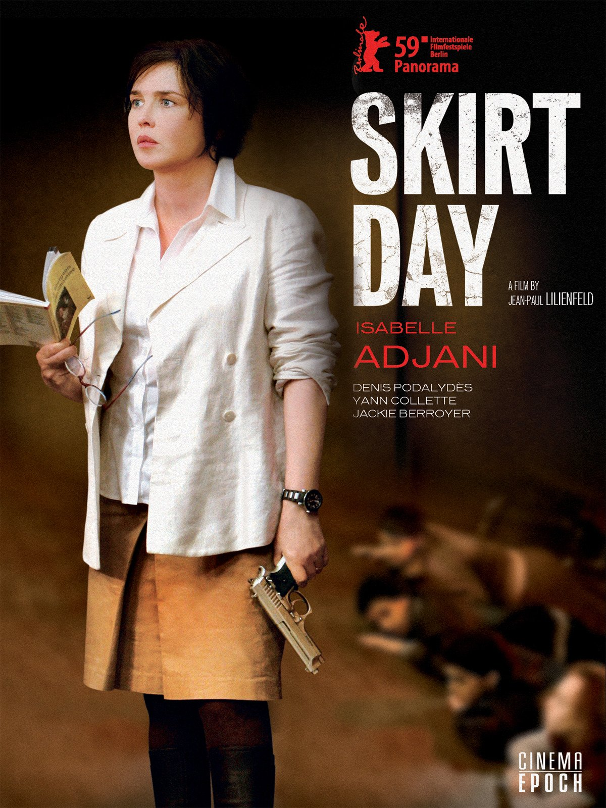 Amazon.com: Skirt Day: Isabelle Adjani, Denis Podalydes, Yann Collette,  Jackie Berroyer: Amazon Digital Services LLC
