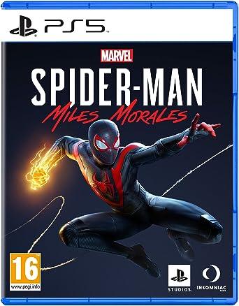 Spiderman Miles Morales en Amazon
