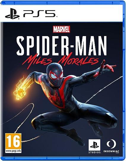 Comprar Marvel´s Spider-Man: Miles Morales