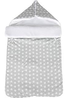 Pirulos 37013014 - Saco recién nacido, diseño osito star, algodón ...