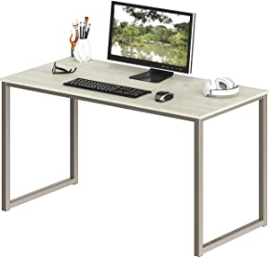 SHW Home Office 40-Inch Computer Desk, Maple