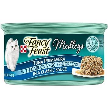 Amazon.com: Purina Fancy Feast Medleys alimento húmedo para ...