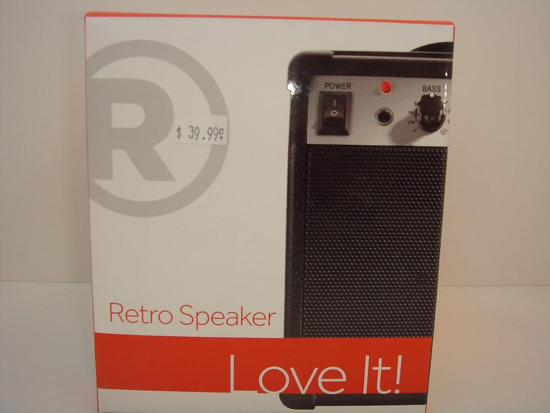 radio shack portable speakers
