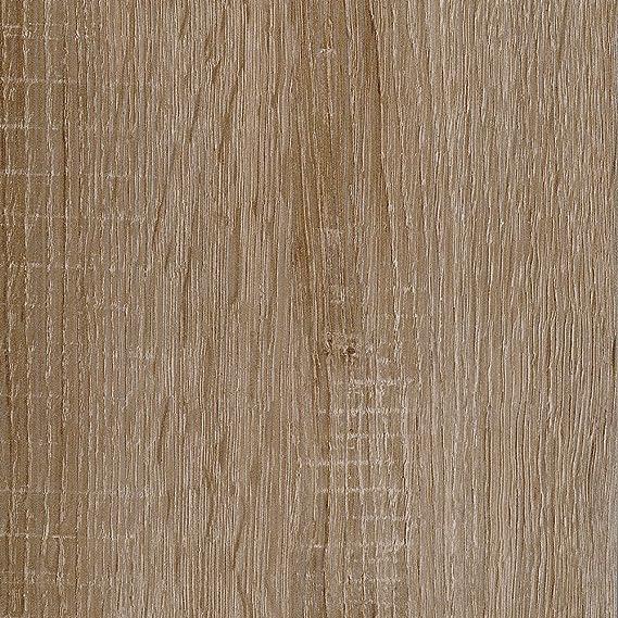 M/öbelbauplatte Regalbrett Sonoma Eiche 1150 x 600 x 16 mm 4 Seiten umleimt