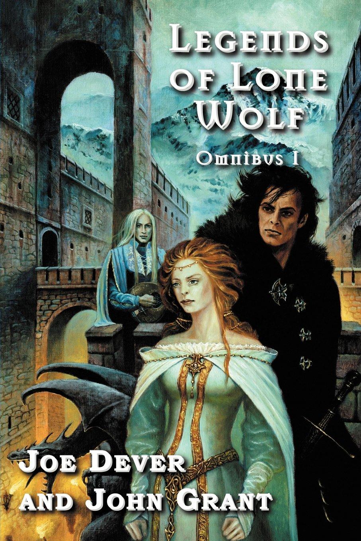 Legends Of Lone Wolf Omnibus 1 Dever Joe Grant John 9780982619704 Amazon Com Books