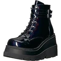 Demonia Womens Shaker-52 Black Size: