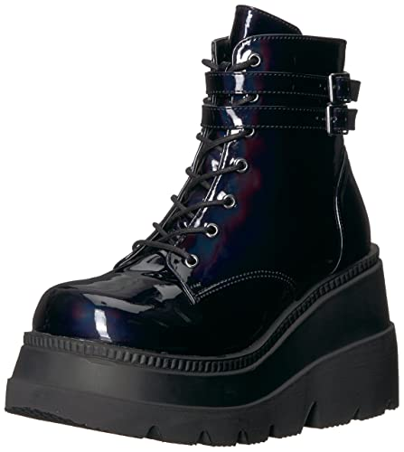 d2f1df00d26 Demonia Women s Shaker 52 Ankle Boots  Amazon.co.uk  Shoes   Bags