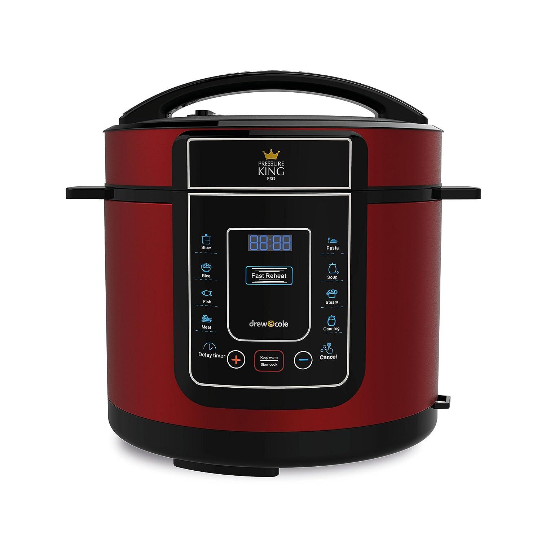 Pressure King Pro (5L) – 12-in-1 Digital Pressure Cooker PKPRB