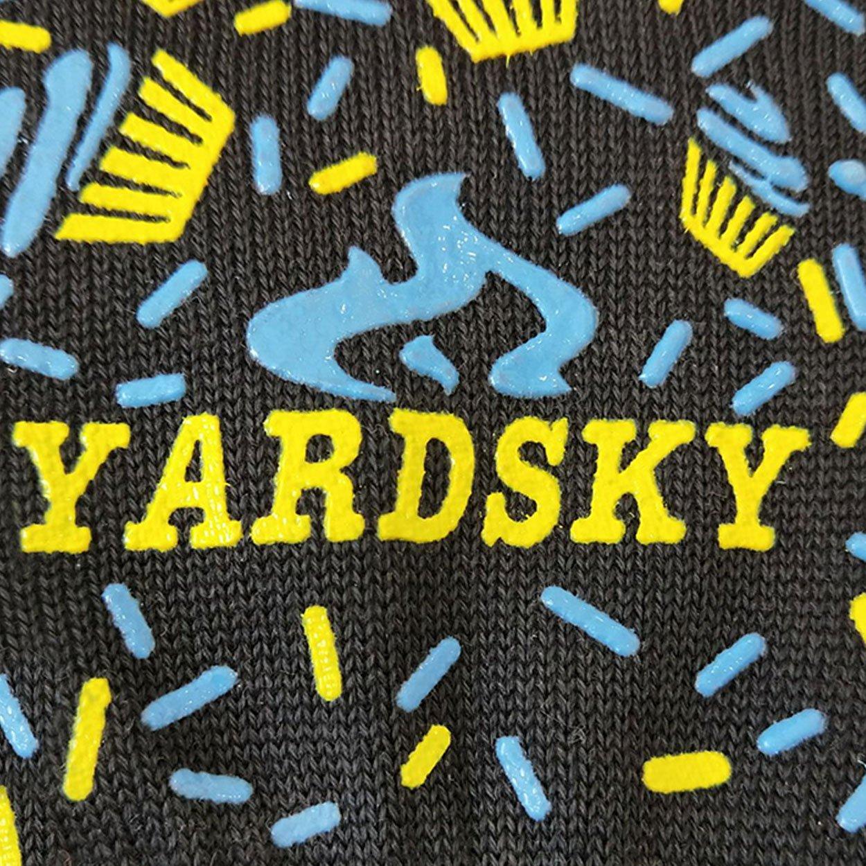 Yardsky BBQ Guantes Interfaz Fijo Antideslizante Barbacoa Guantes Hornear  Cocinar Calor Protección Antebrazo Juego DE 2 ... eef29bd272e2