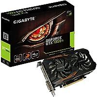 Gigabyte GeForce GTX 1050 Ti OC NVIDIA 4GB - Tarjeta gráfica, (GV-N105TOC-4GD)