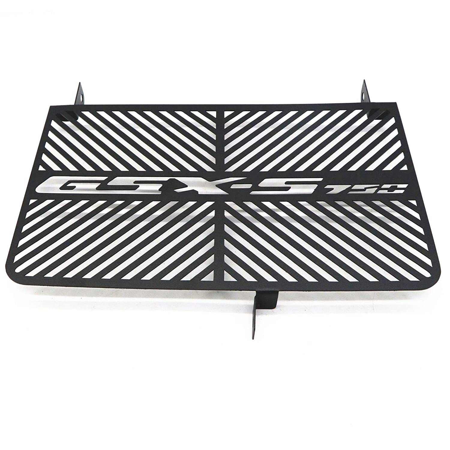 Romsion Vehicle Accessories For SUZUKI GSX-S750 GSXS750 GSXS 750 2015-2018 Motorcycle Radiator Grille Guard Cover Protector Fuel Tank Protection Net black