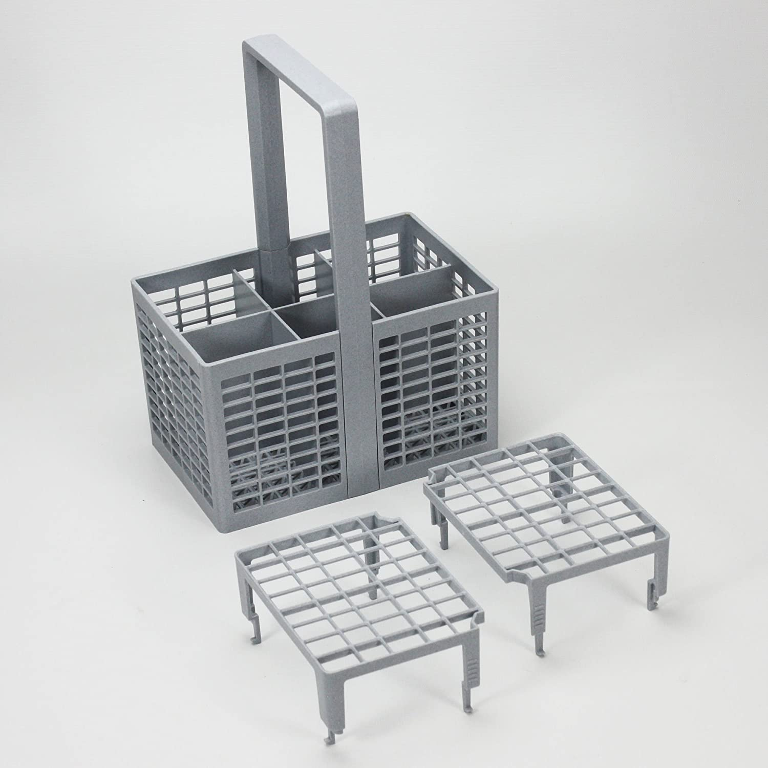 For Models DD//S605 and Some DD24 FISHER /& PAYKEL Silverware Basket 527585