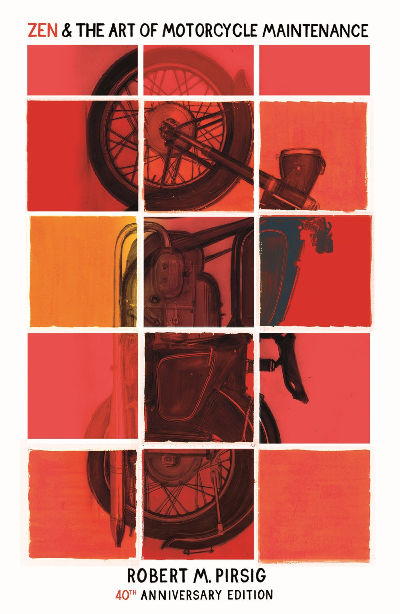 Zen And The Art Of Motorcycle Maintenance ebook