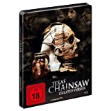 Texas Chainsaw (Limited Edition, Steelbook, Unrated) [Blu-ray]
