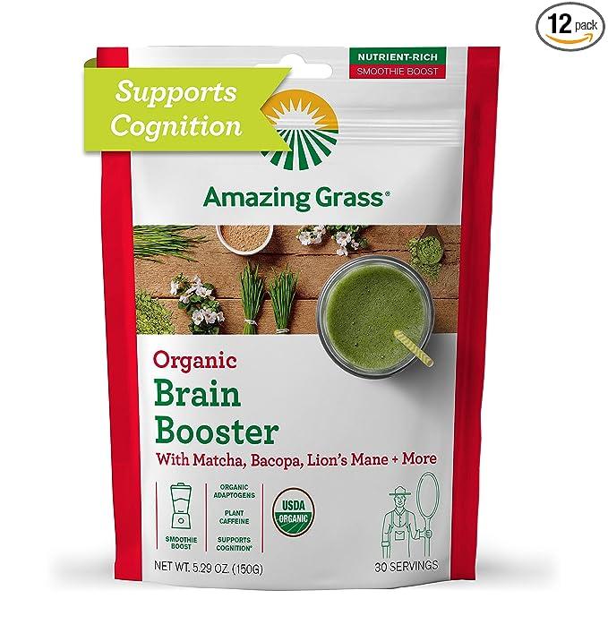 Blended Vitamin & Mineral Supplements