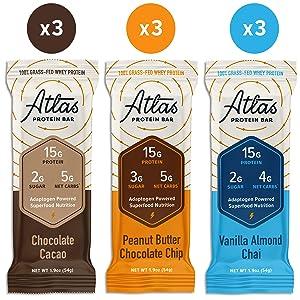 Atlas Protein Bar