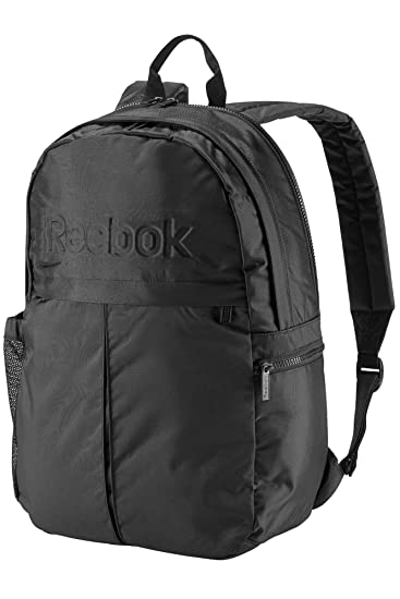 Reebok All Purpose Lifestyle Combination Backpack in Black