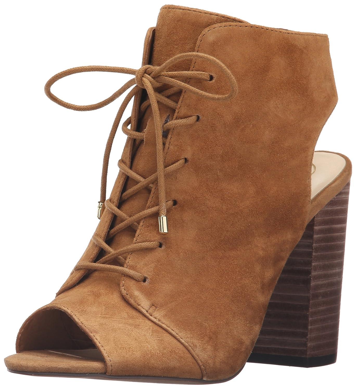 Jessica Simpson Women's Klaya Ankle Bootie B01DE2BG9E 6 B(M) US|Honey Brown