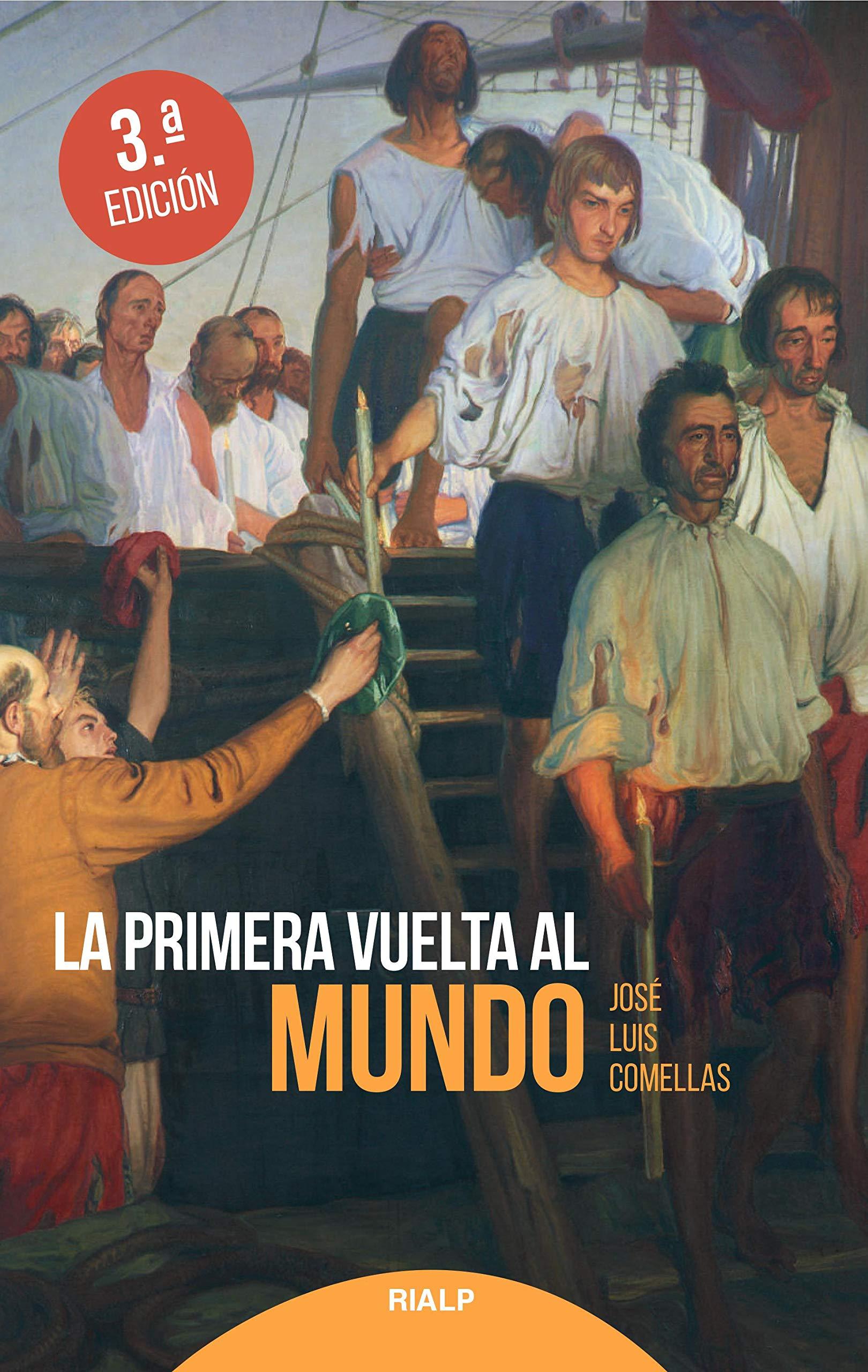 La primera vuelta al mundo: Amazon.es: José Luis Comellas García-Lera, José Luis Comellas García-Lera: Libros
