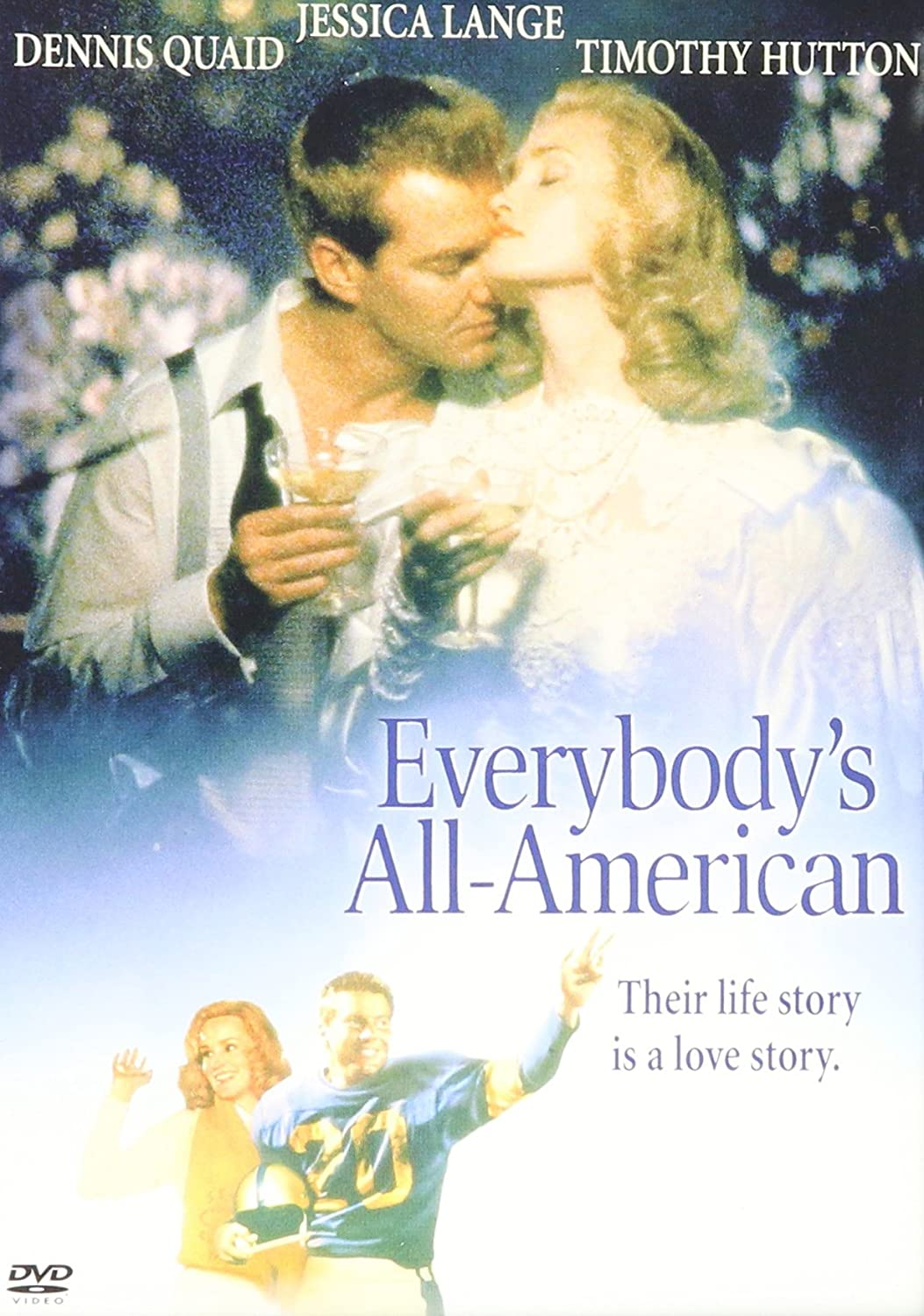 Jessica Lange Everybody's All American - US nudes (67 images)