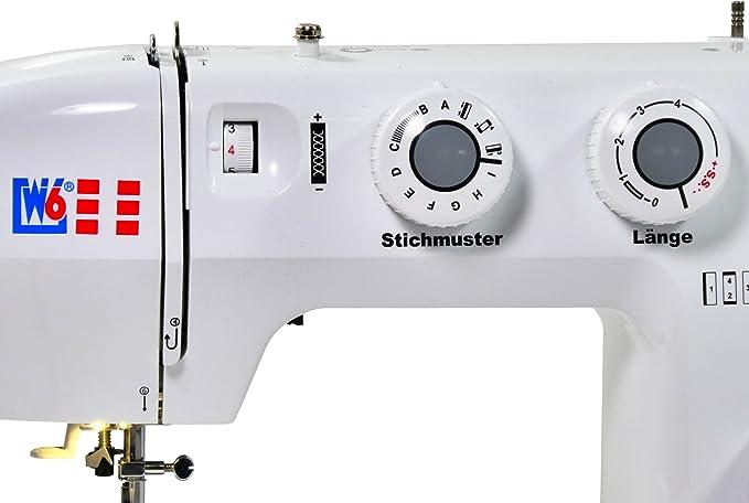 W6 N 1135 Máquina de coser – Máquina de coser de brazo libre Super ...