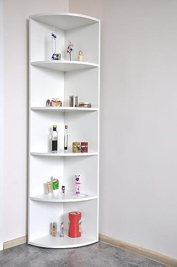 Mensola angolare bagno corridoio scaffale bagno cucina scaffale ...