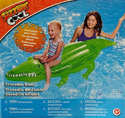 Toys R Us Sizzlin Cool Animal Rider - Crocodile