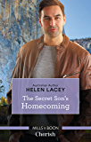 The Secret Son's Homecoming (The Cedar River Cowboys Book 7)