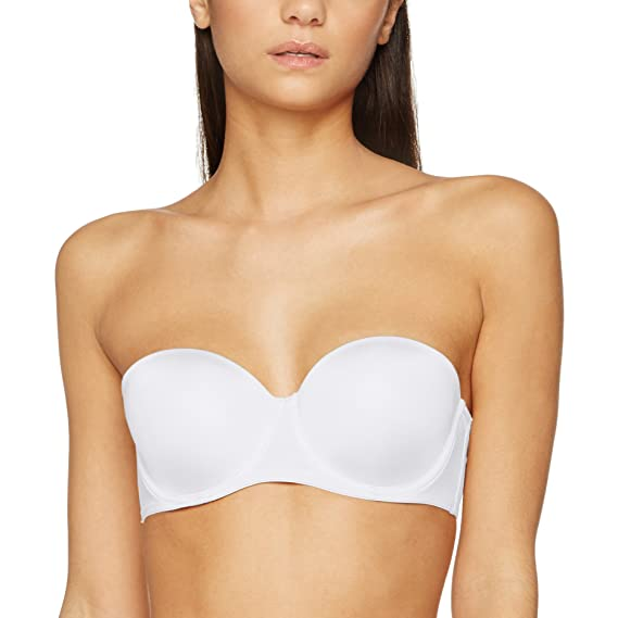 9704a6ec79d99 DORINA Women s s Michelle Bandeau Bra Everyday  Amazon.co.uk  Clothing