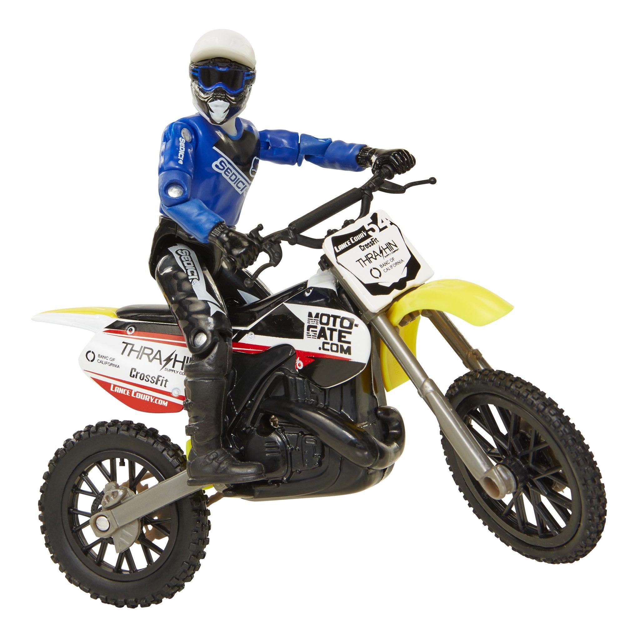 MXS Boys Lance Coury SFX Bike & Rider Set by MXS
