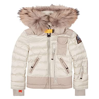 Parajumpers - Kids Skimaster Girls Jacket 4 Yrs Chalk