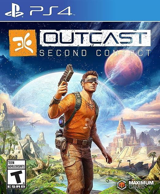 Outcast: Second Contact: Amazon.es: Videojuegos