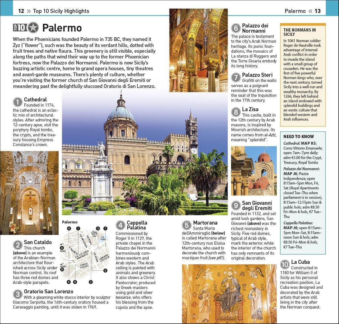Top 10 Sicily (DK Eyewitness Travel Guide): DK Travel