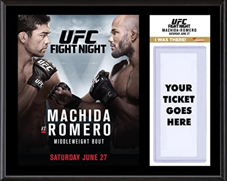 UFC Fight Night Lyoto Machida ...