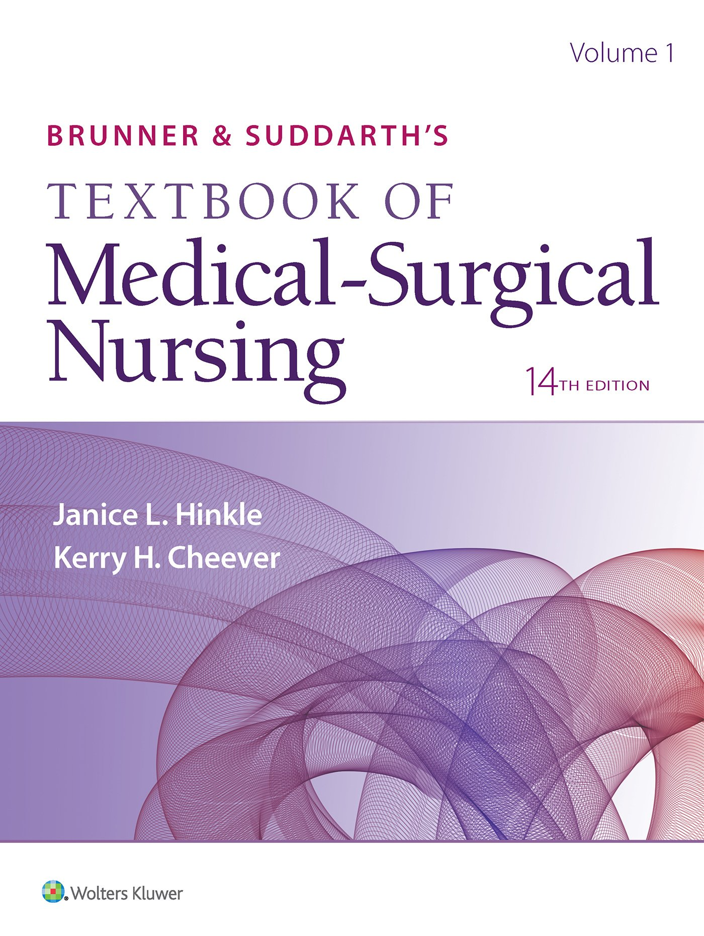Brunner's Textbook of Medical-Surgical Nursing 14th edition 2-vol + Lab Handbook + Study Guide Package by LWW