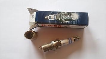 Bosch Bujía 0242230500 fr8dpp33 + Doble Platino