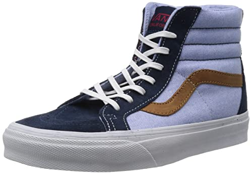 Vans Unisex para Adultos U SK8-HI Reissue Low-Top Zapatillas: Amazon.es: Zapatos y complementos
