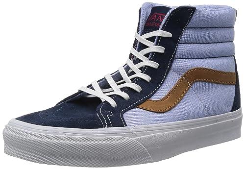 Vans Unisex para Adultos U SK8-HI Reissue Low-Top Zapatillas: Amazon.es: Zapatos y complementos