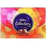 Cadburry Celebrations Chocolates Gift Box - 131.3 Grams