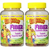 Lil Critters Fiber WseNI Gummy Bears, 90 Count (Pack of 2) nqHgs