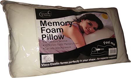 Coloroll Memory Foam Pillow